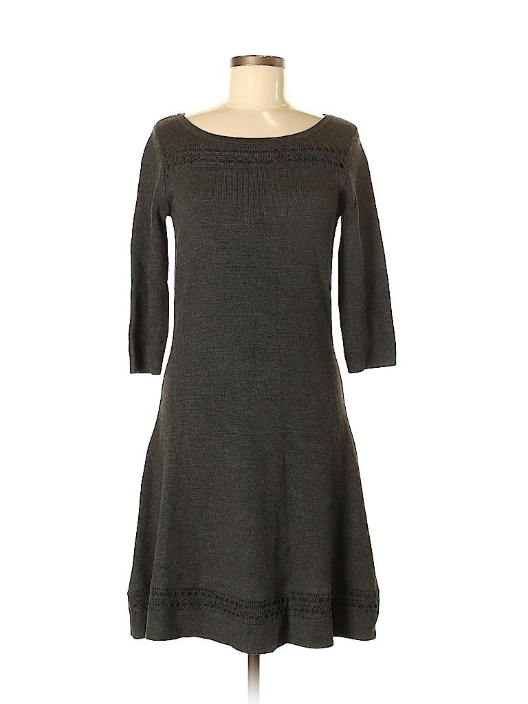 Liz Claiborne Women Casual Dress Size M