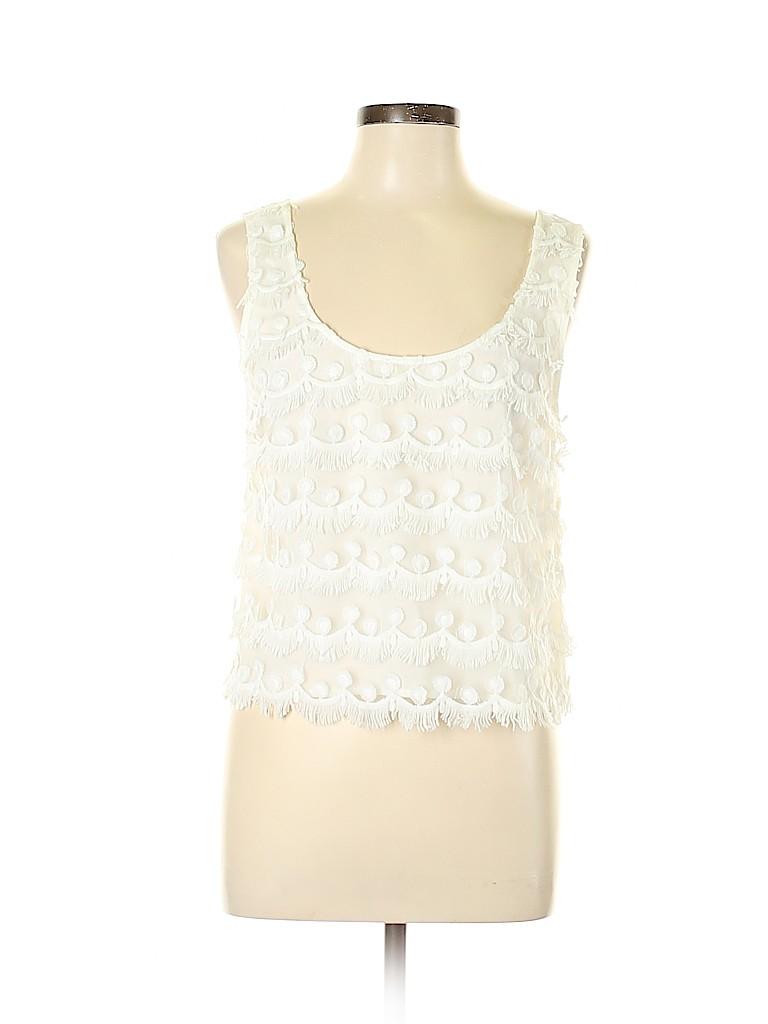 BB Dakota Women Sleeveless Blouse Size L