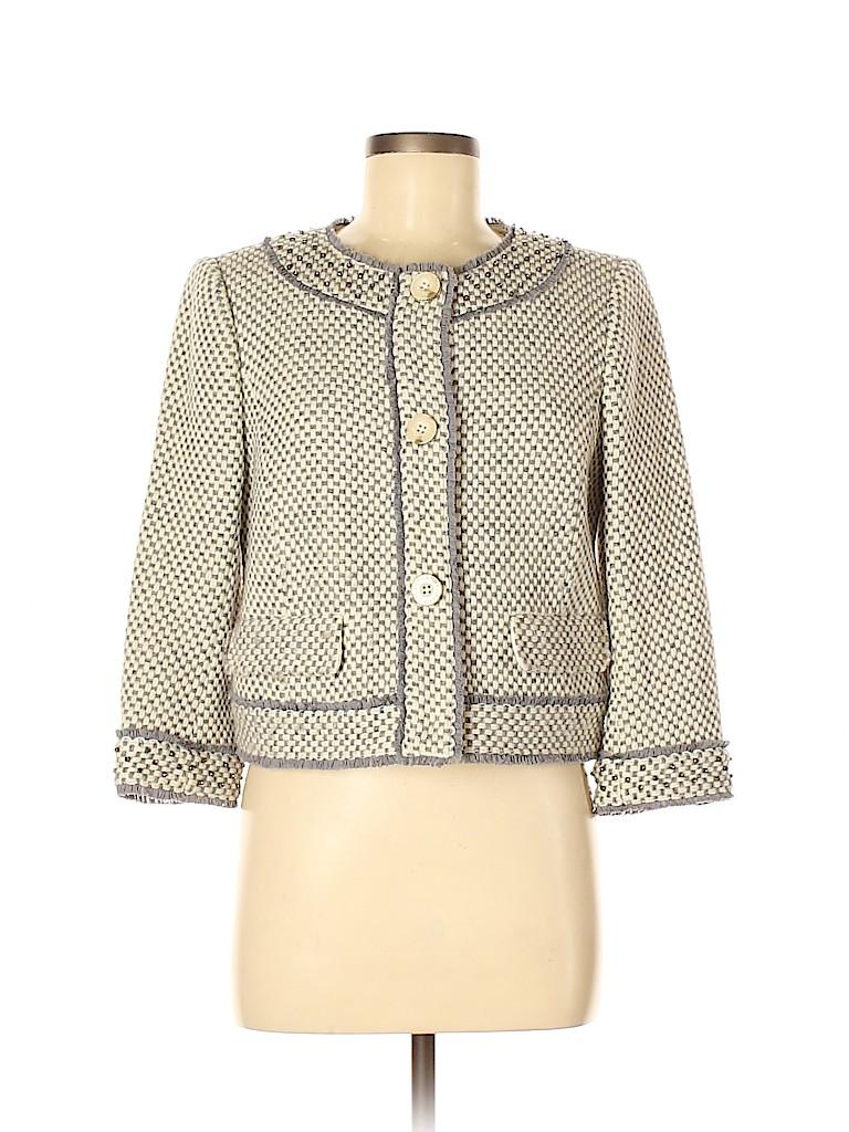 Juicy Couture Women Wool Blazer Size M