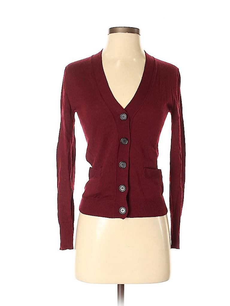 J. Crew Women Wool Cardigan Size XXS