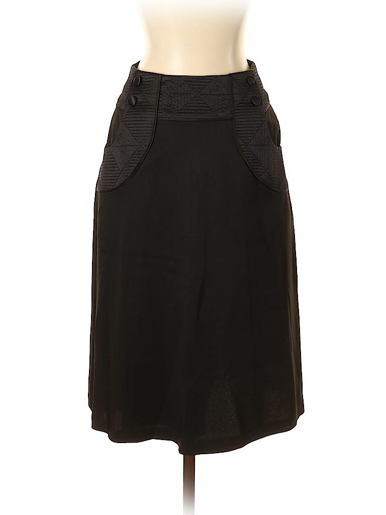 Temperley LONDON Women Silk Skirt Size 4