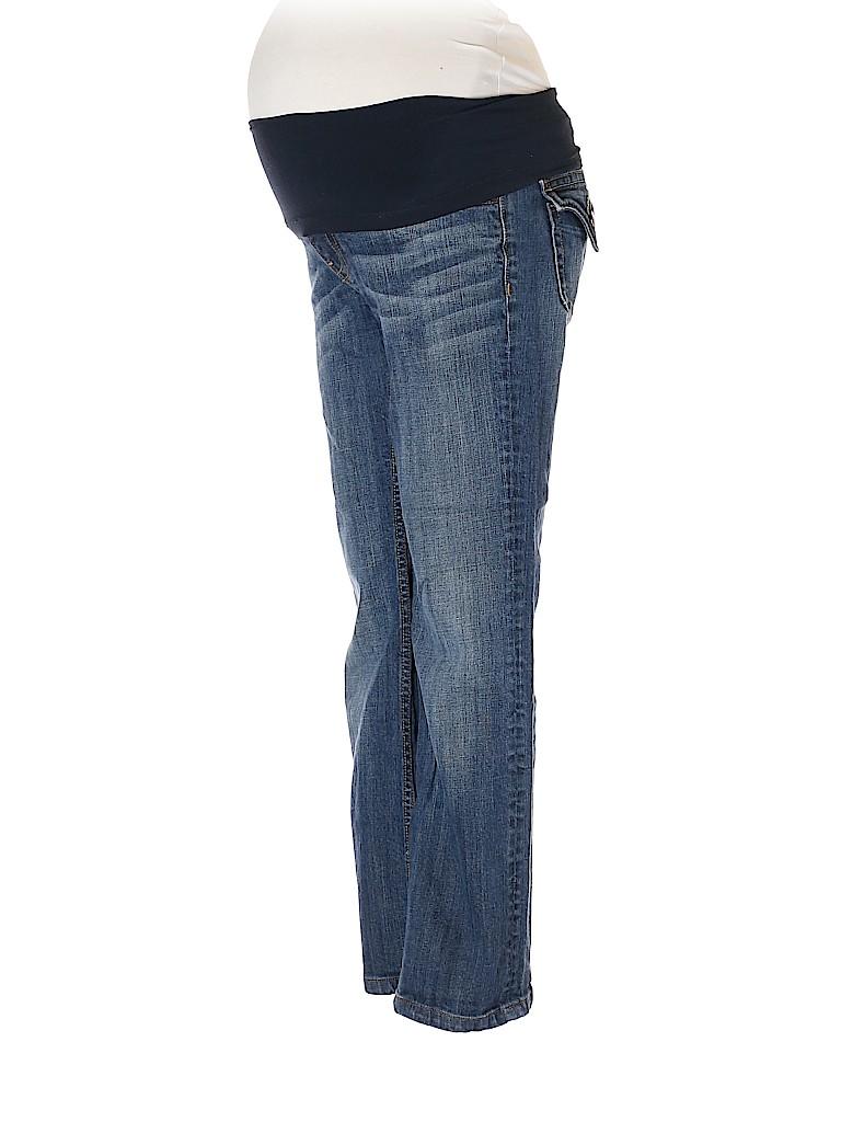 Vigoss Studio for A Pea in the Pod Women Jeans 28 Waist (Maternity)