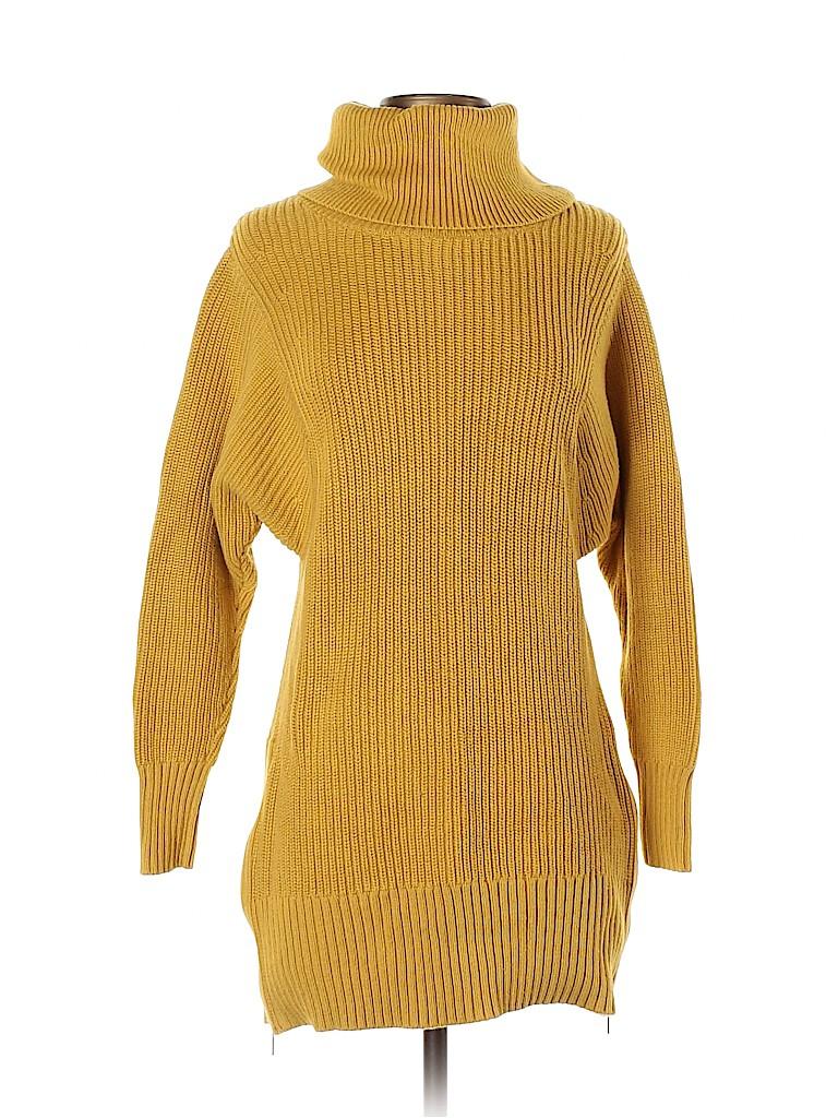 Banana Republic Women Turtleneck Sweater Size S