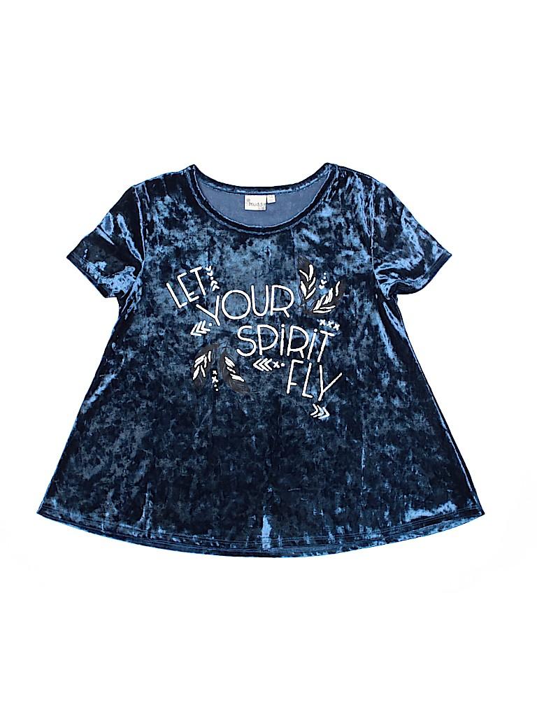 Mudd Girls Girls Short Sleeve Top Size 10