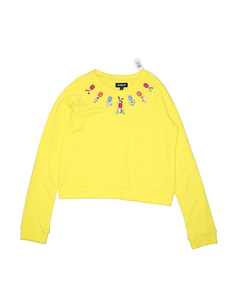 Kidpik Girls Sweatshirt Size 12