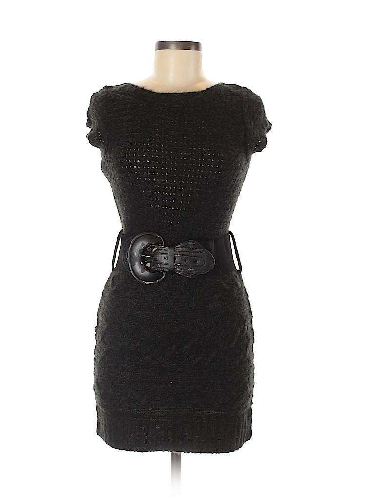 J.J. ALWAYS Women Casual Dress Size M