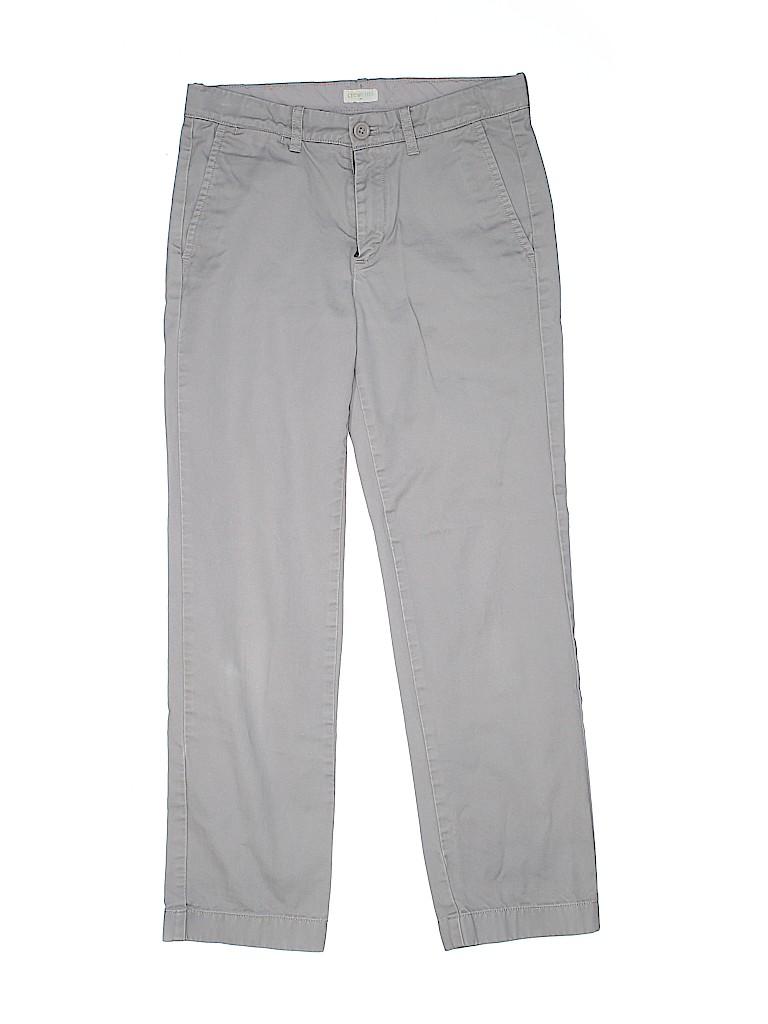 Crewcuts Boys Khakis Size 12