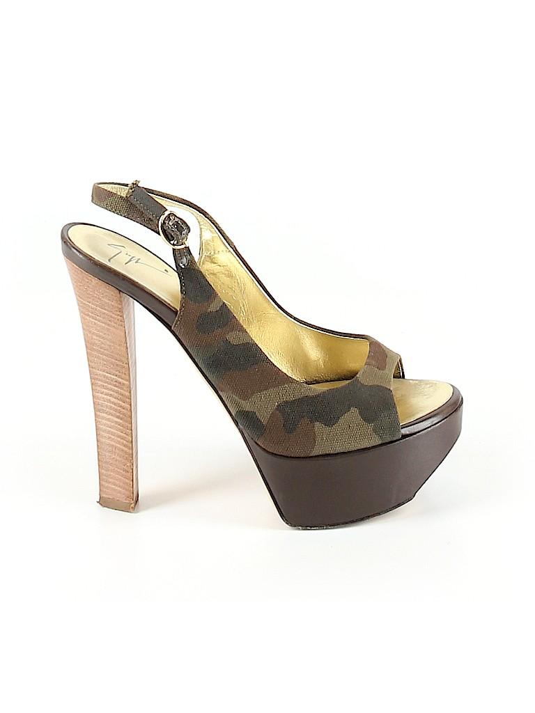 Giuseppe Zanotti Women Heels Size 37 (EU)