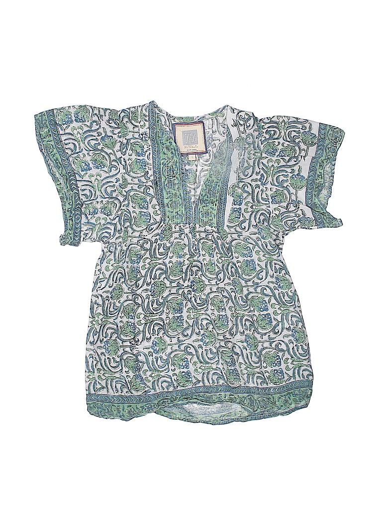 Assorted Brands Girls Short Sleeve Blouse Size 6