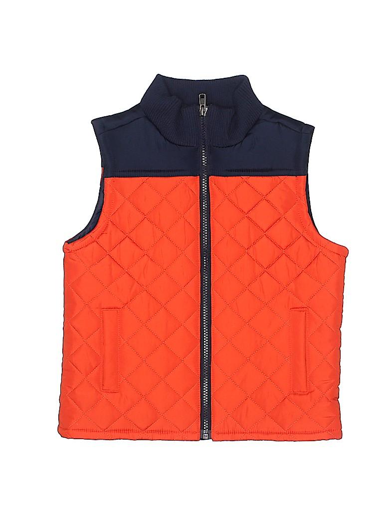 Gymboree Boys Vest Size 4T