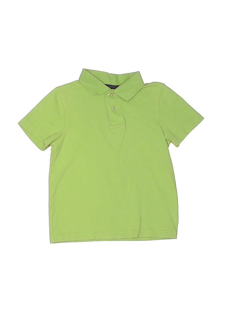 Jumping Beans Boys Short Sleeve Polo Size 4T