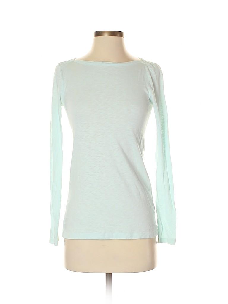 J. Crew Women Long Sleeve T-Shirt Size S