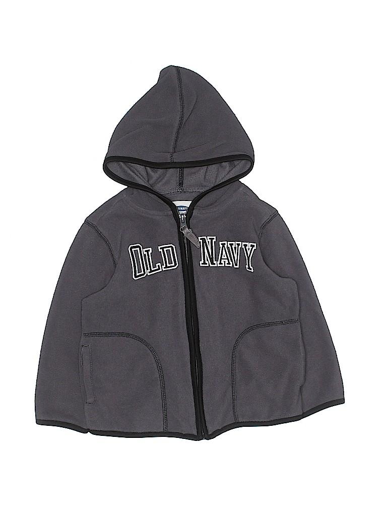 Old Navy Boys Zip Up Hoodie Size 2T