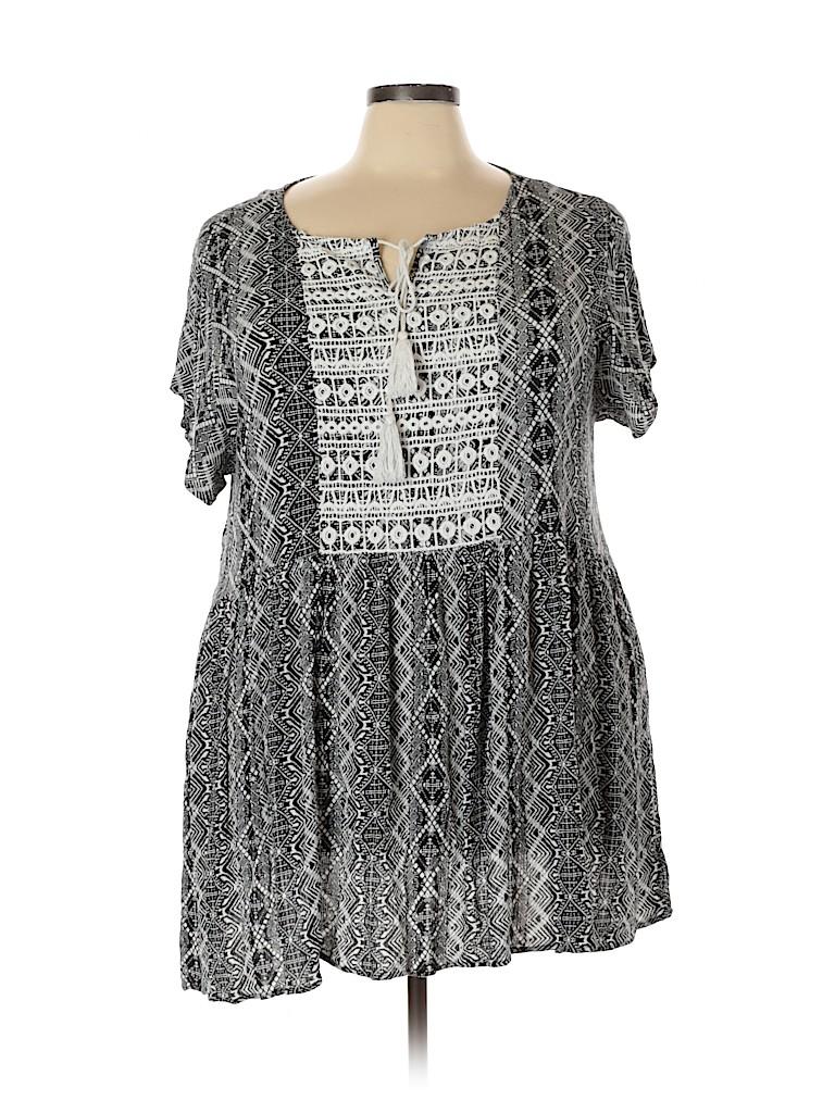 Torrid Women Casual Dress Size 4X Plus (4) (Plus)