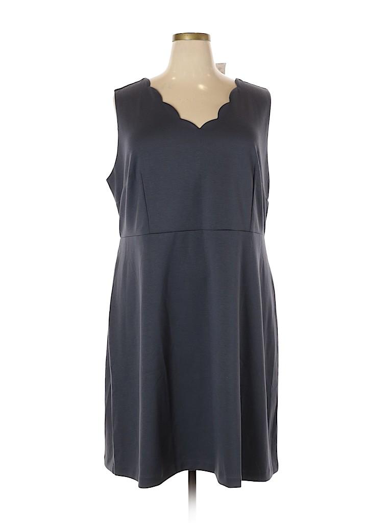 Ann Taylor LOFT Women Casual Dress Size 24 (Plus)