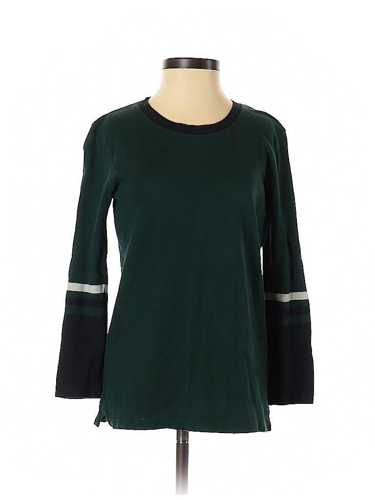 J. Crew Women 3/4 Sleeve T-Shirt Size XS