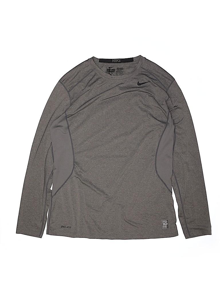 Nike Boys Long Sleeve T-Shirt Size L (Youth)