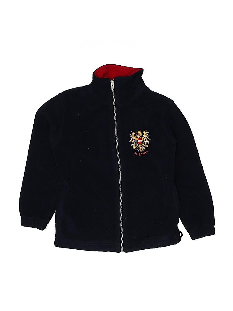 Assorted Brands Boys Fleece Jacket Size 104 cm