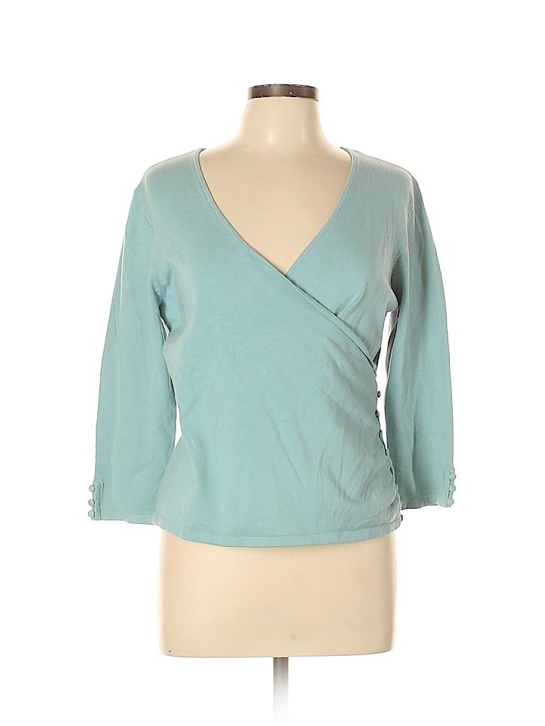 Worthington Women Pullover Sweater Size L
