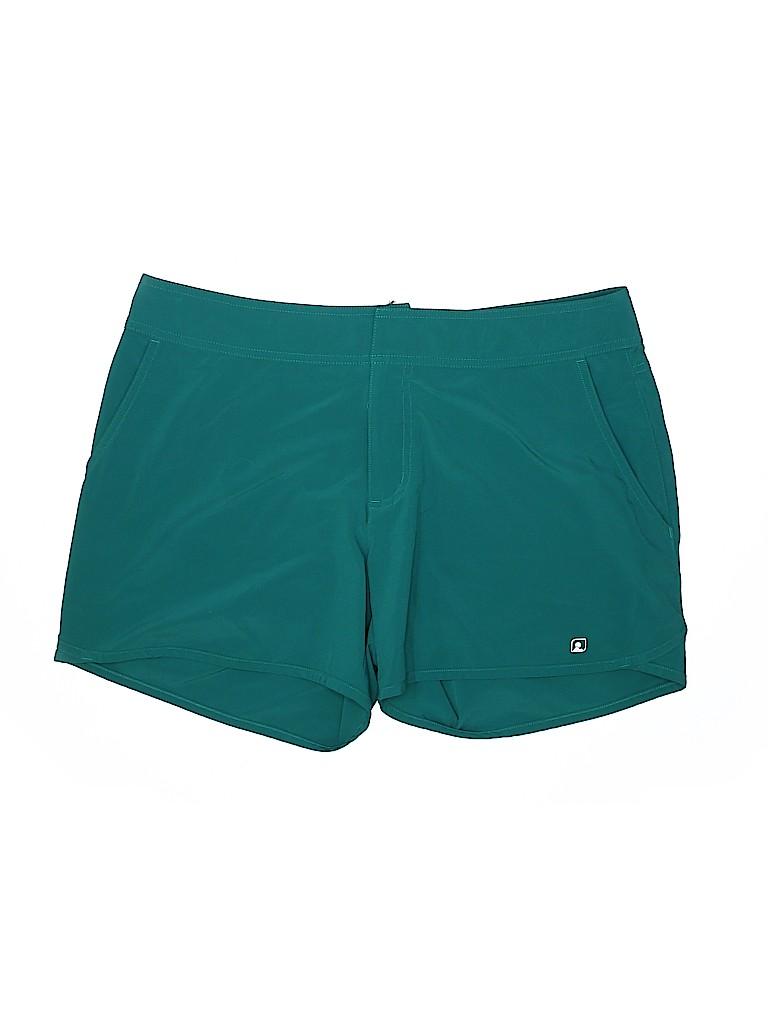 Eastern Mountain Sports Women Athletic Shorts Size L