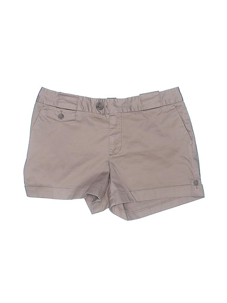 Banana Republic Factory Store Women Khaki Shorts Size 8