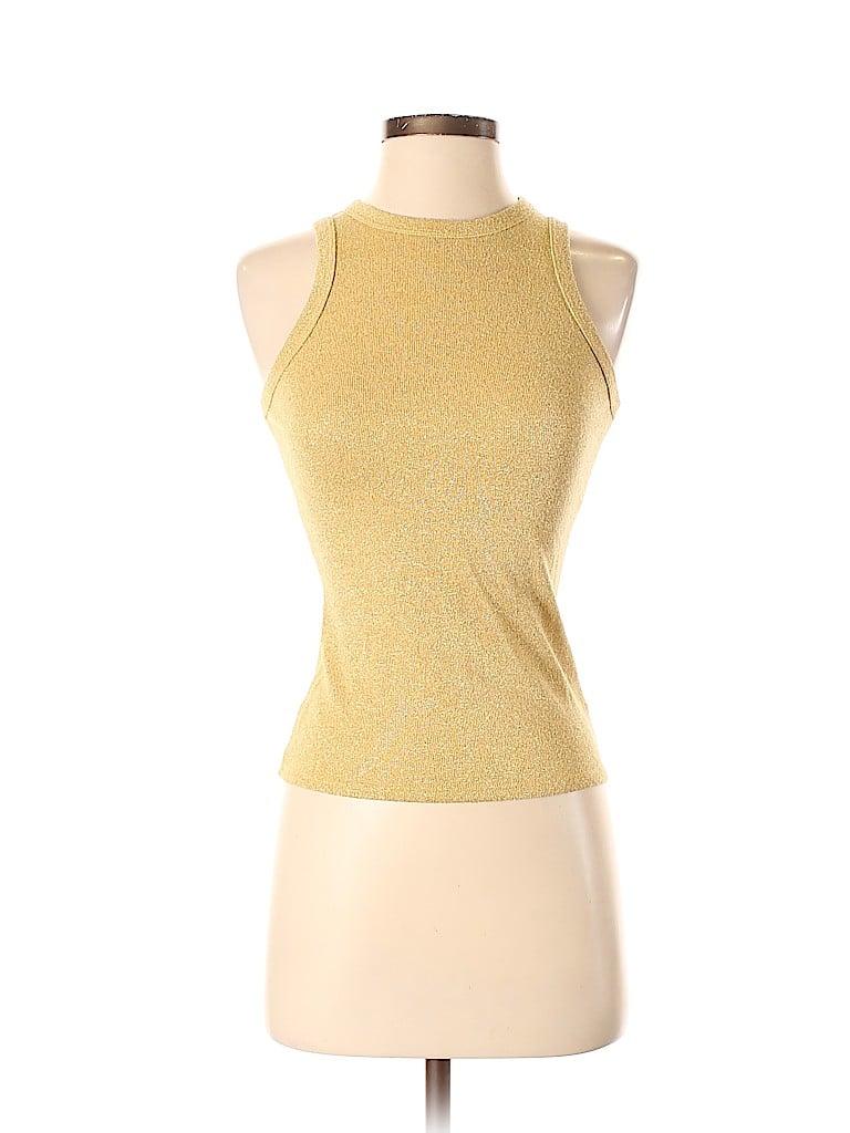 Intimissimi Women Sleeveless Silk Top Size S