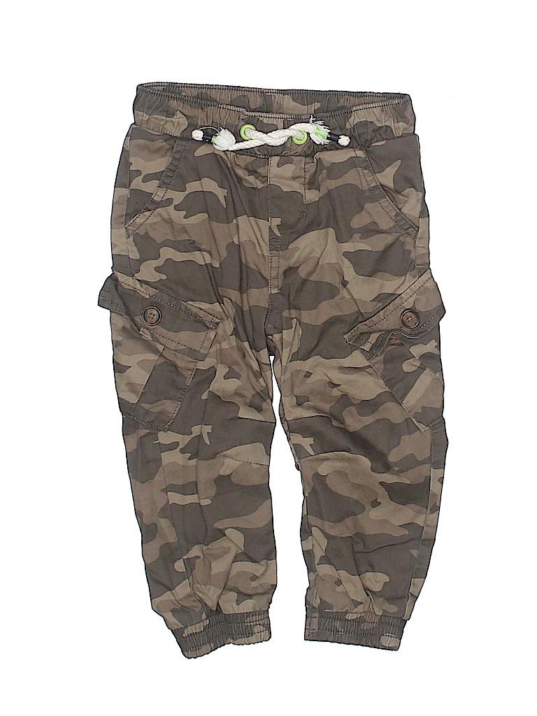 Cat & Jack Boys Cargo Pants Size 18 mo