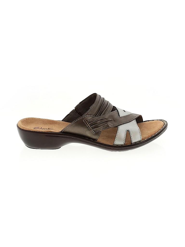 Clarks Women Sandals Size 8 1/2
