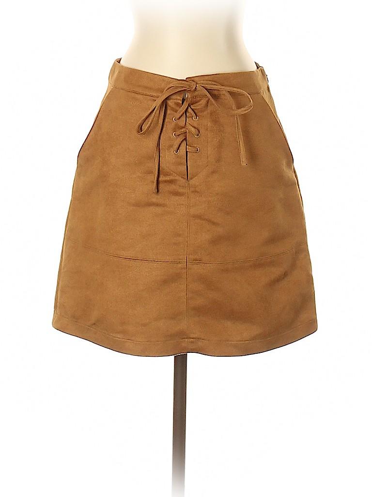 Lauren Conrad Women Casual Skirt Size 2