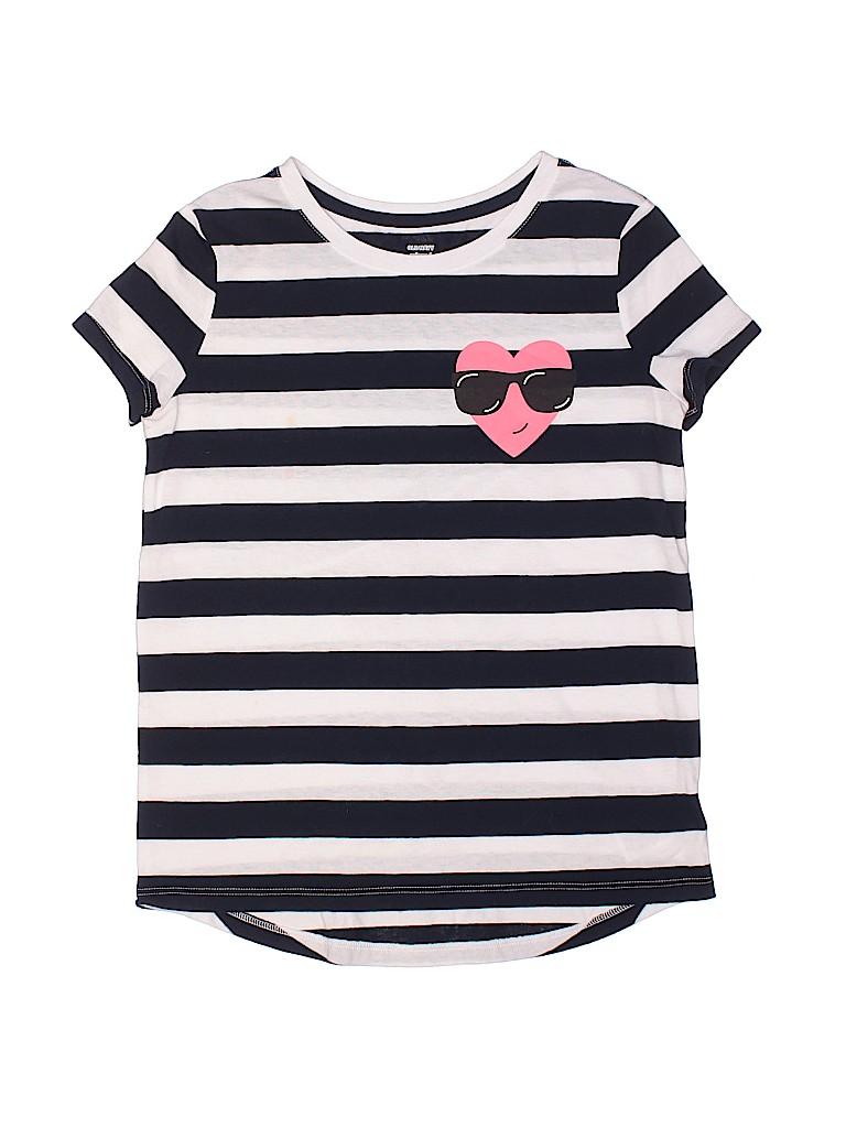 Old Navy Girls Short Sleeve T-Shirt Size 10 - 12