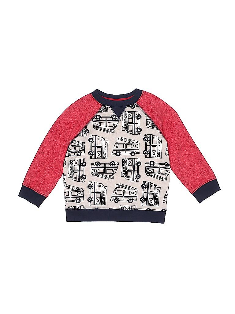 Gymboree Boys Sweatshirt Size 3T