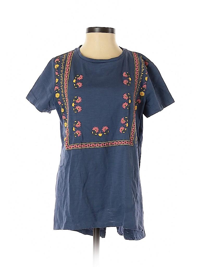 Hannah Women Short Sleeve T-Shirt Size M
