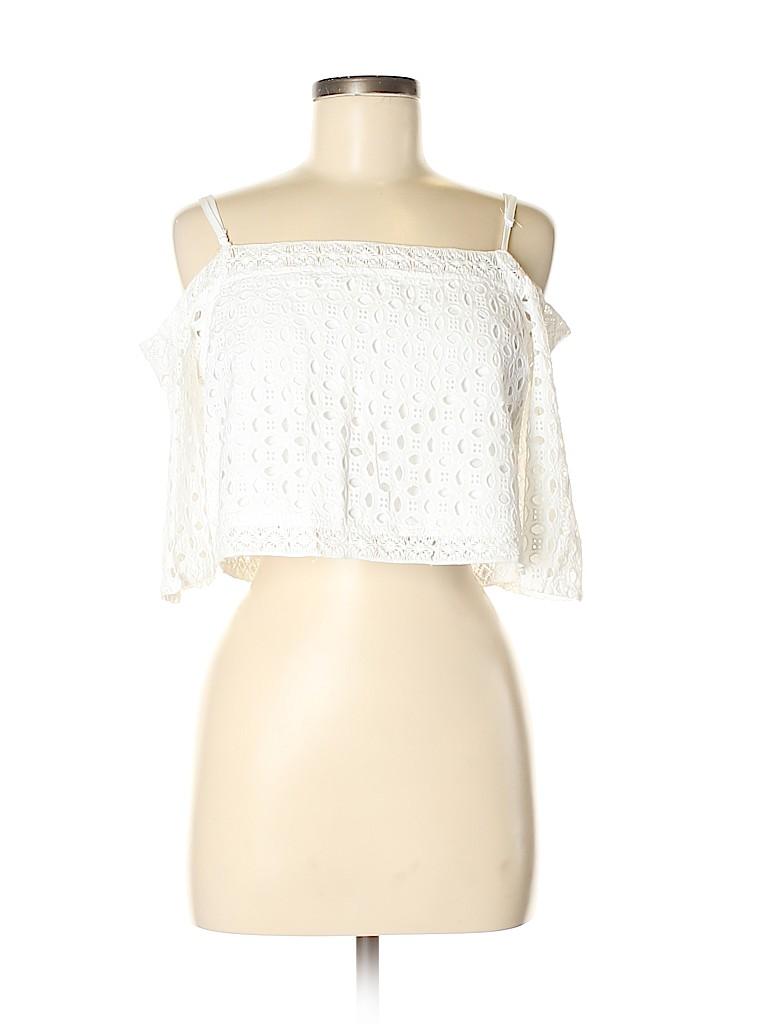 Jack by BB Dakota Women Long Sleeve Blouse Size S
