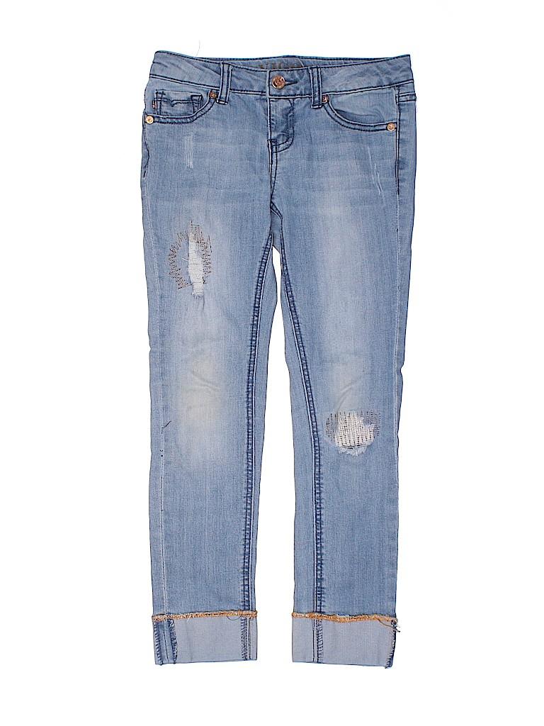 Vigoss Girls Jeans Size 8