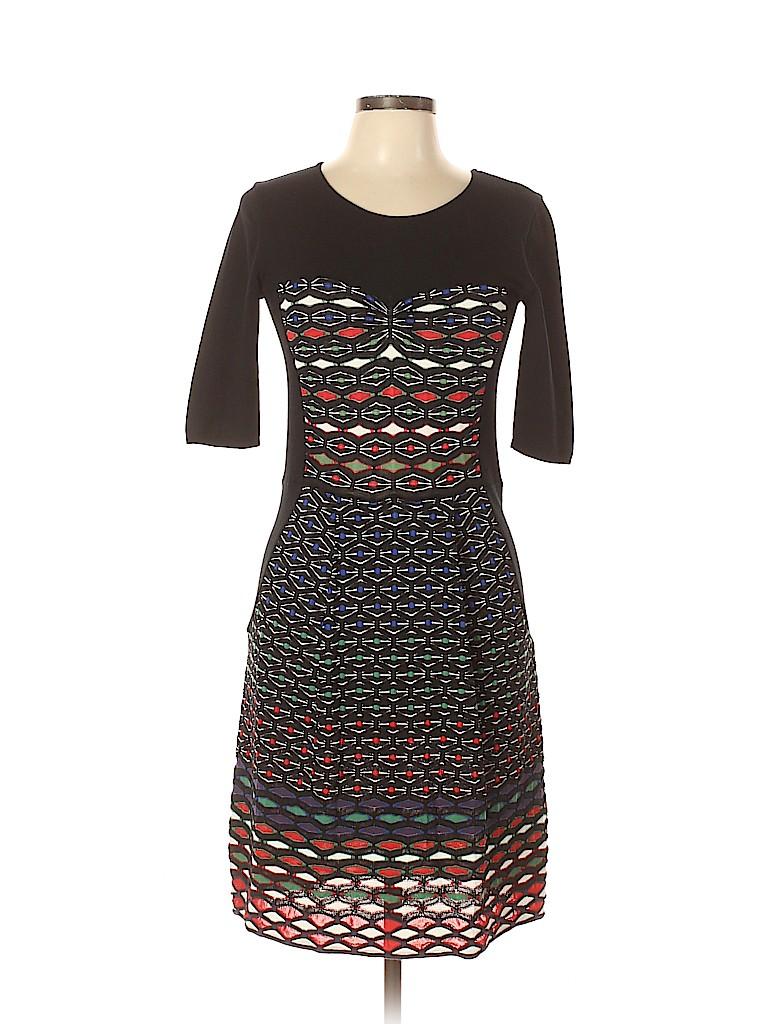 M Missoni Women Casual Dress Size 46 (IT)