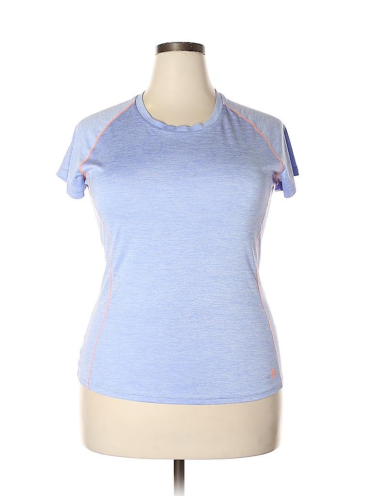 RBX Women Short Sleeve T-Shirt Size XL