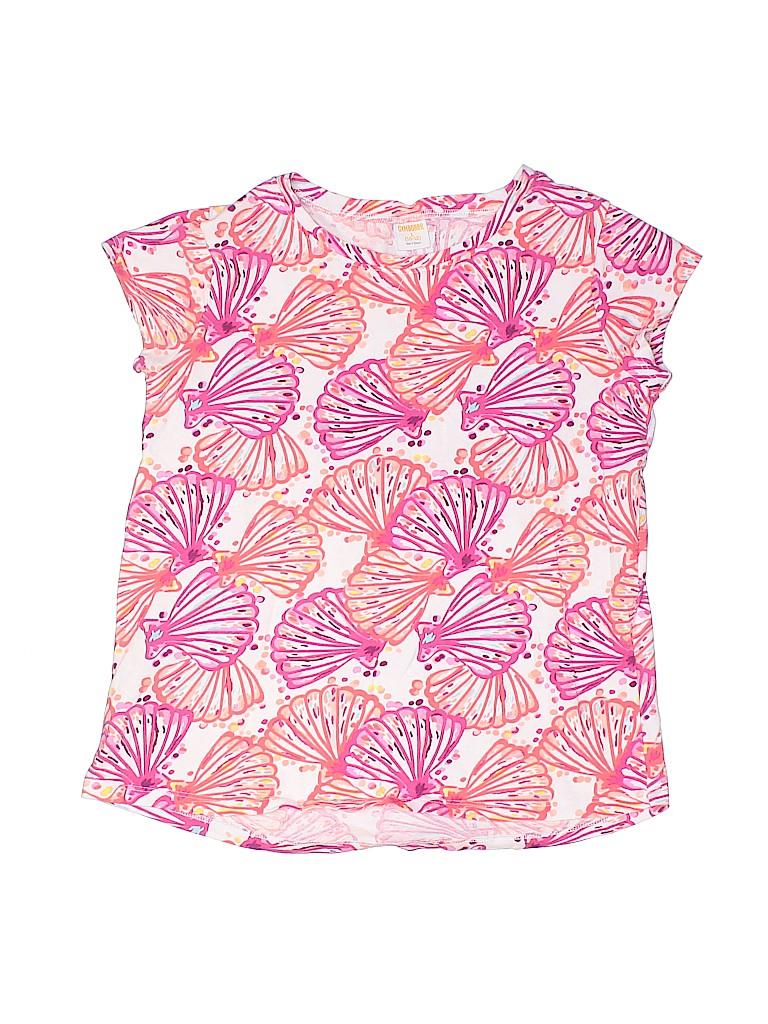 Gymboree Girls Short Sleeve T-Shirt Size 10 - 12