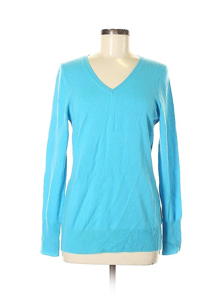 Alex Marie Women Cashmere Pullover Sweater Size L