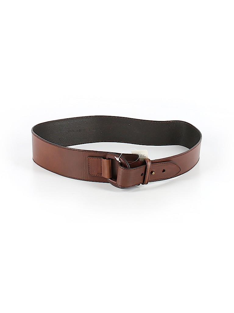 Ann Taylor LOFT Women Leather Belt Size L