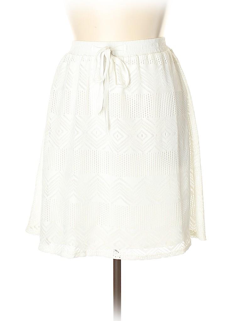 Joe B by Joe Benbasset Women Casual Skirt Size L
