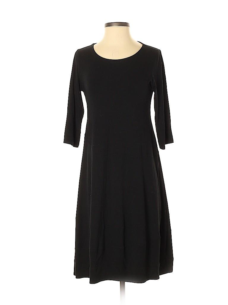 Eileen Fisher Women Casual Dress Size S (Petite)