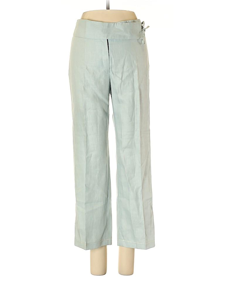 Joseph Women Linen Pants Size S
