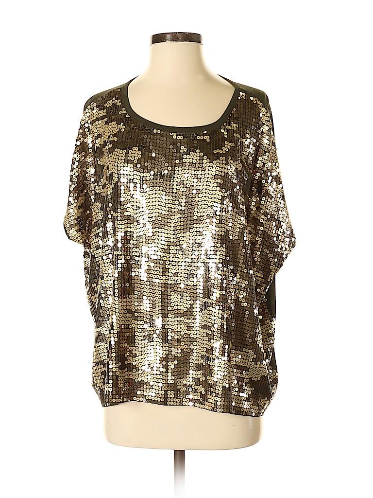 MICHAEL Michael Kors Women Short Sleeve Top Size XS
