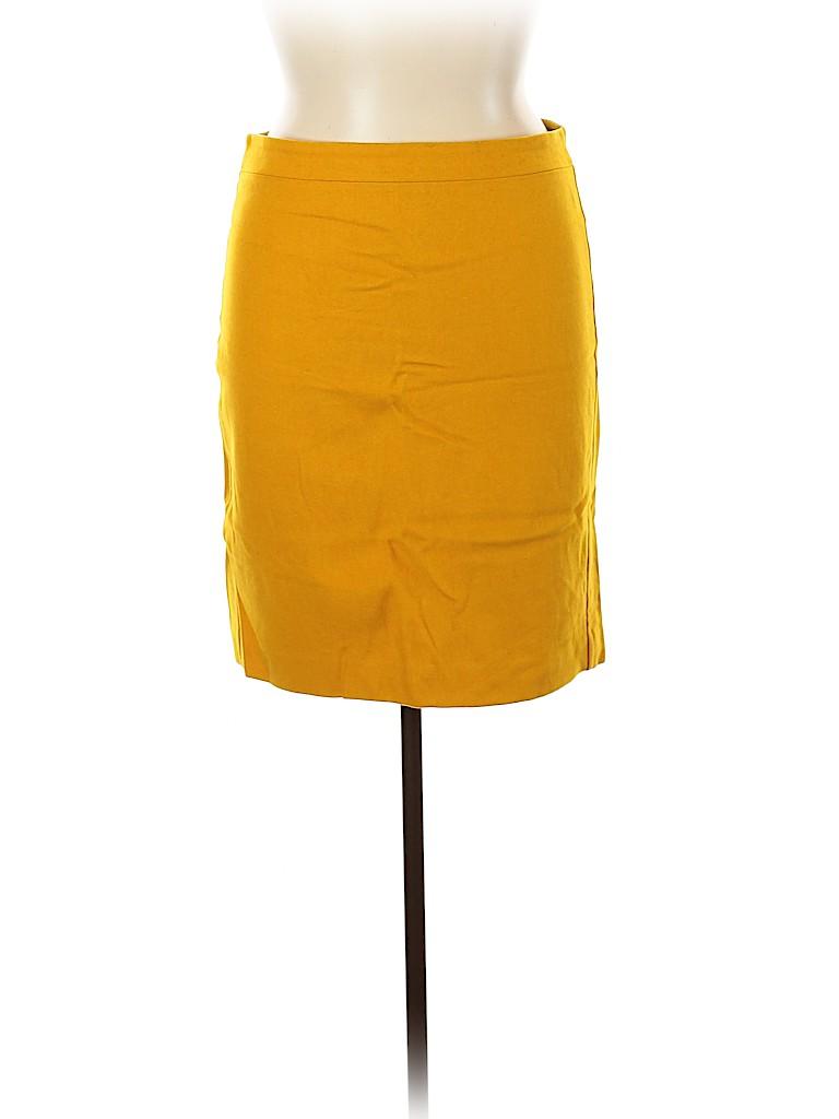 J. Crew Women Wool Skirt Size 14