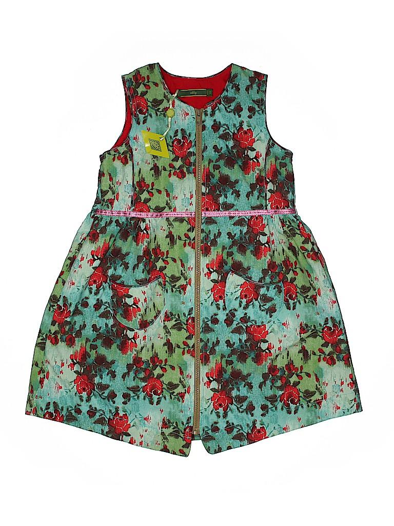 Oilily Girls Dress Size 128 cm