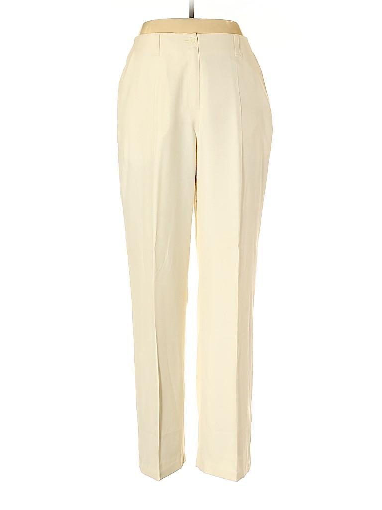 J. Crew Women Silk Pants Size 10
