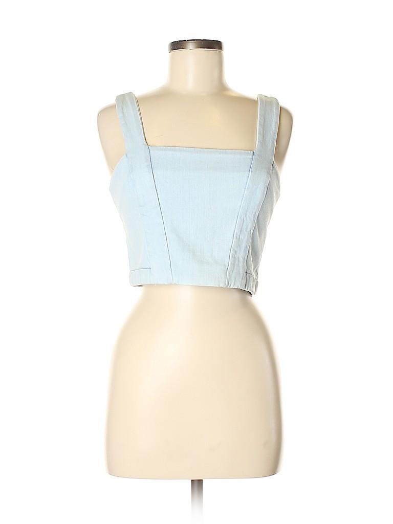 Zara Women Sleeveless Blouse Size M