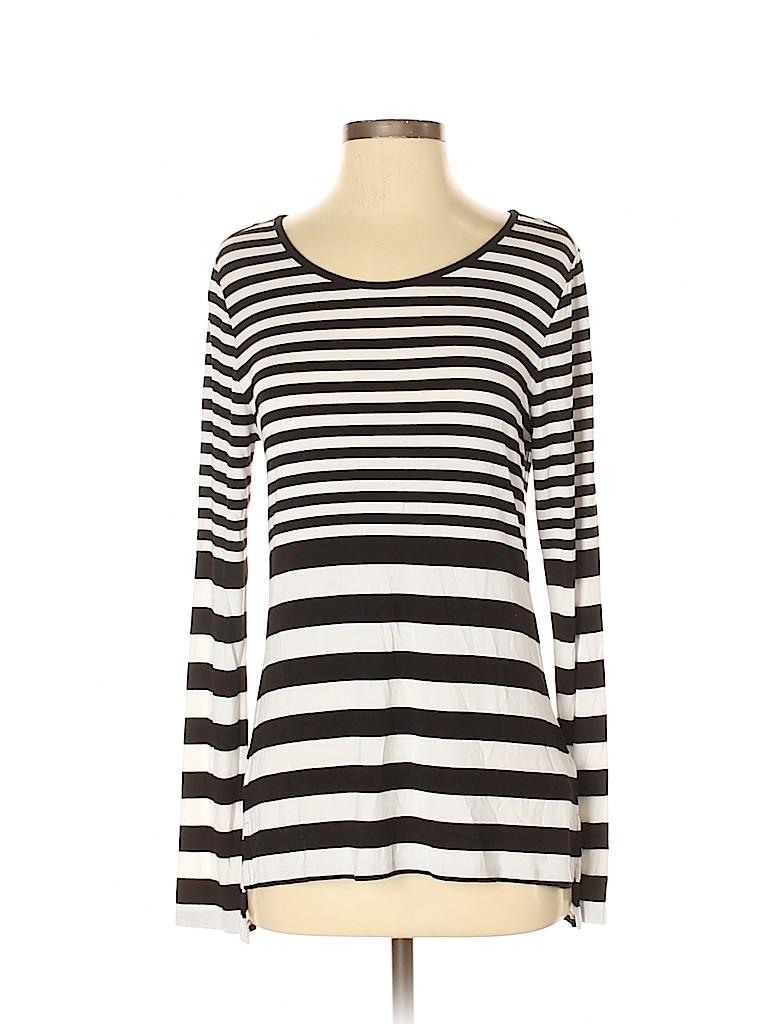MICHAEL Michael Kors Women Long Sleeve Top Size S