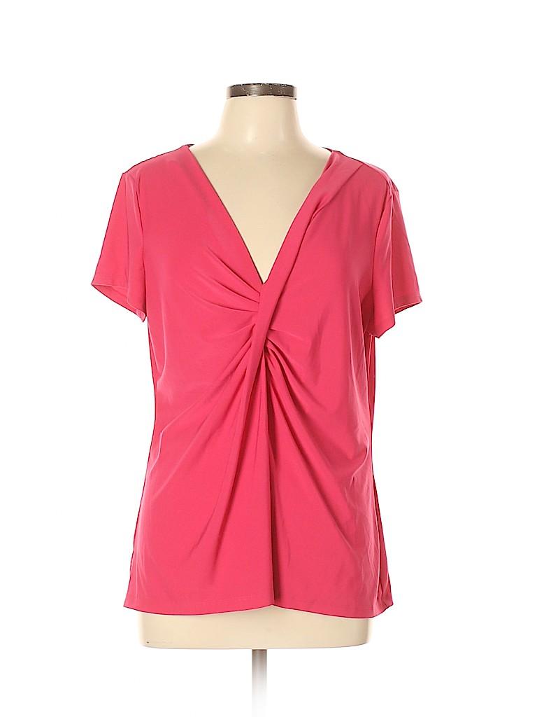 Avon Women Short Sleeve Top Size XL