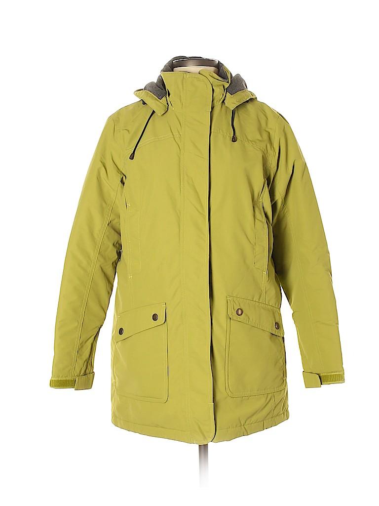 Lands' End Women Coat Size S
